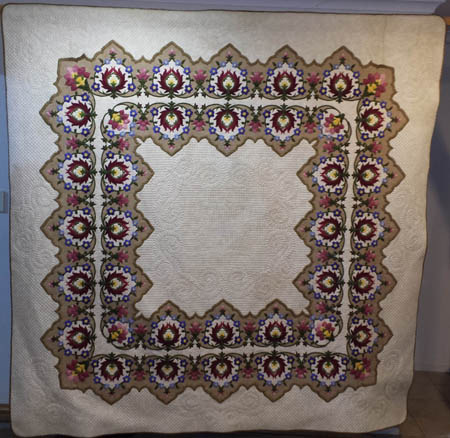 Helen Marshall World Quilt Competition